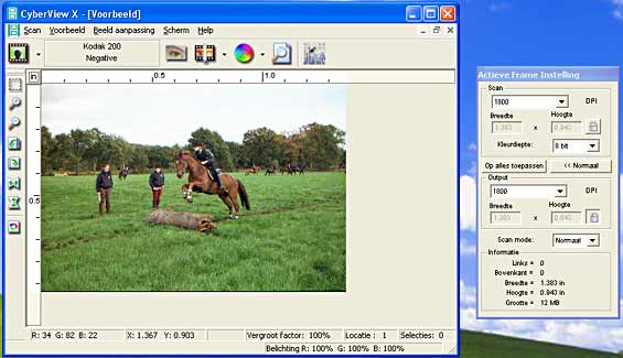 Venster Cyberview X-SF 1.17