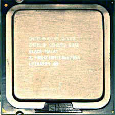 Intel Q6600 Quad2Core 2,4GHz SLACR
