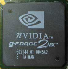 Nvidia Geforce2MX