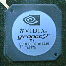 Nvidia Geforce2 Ti