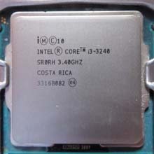 Intel Core i3-3240 SR0RH 3,4GHz