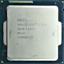 Intel Core i5-4570 SR14E 3,2GHz