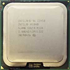 Intel E5450 Quad2Core Quad 3,0GHz SLANQ
