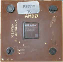 AMD Athlon 1500XP