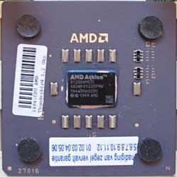 AMD Athlon 1,2GHz Thundirbird