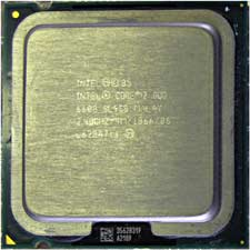 Intel E6600 Core2Duo 2,4GHz SL9S8