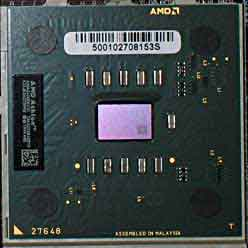 AMD Athlon 2400XP