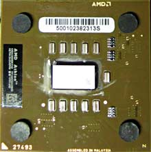 AMD Athlon 2800XP-166 (Barton) ic