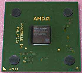 AMD Athlon 1800XP